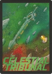 Sentinels of the Multiverse : The Celestial Tribunal Environment Mini-Expansion